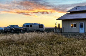 Should I Purchase a Towable RV or a Motorhome?