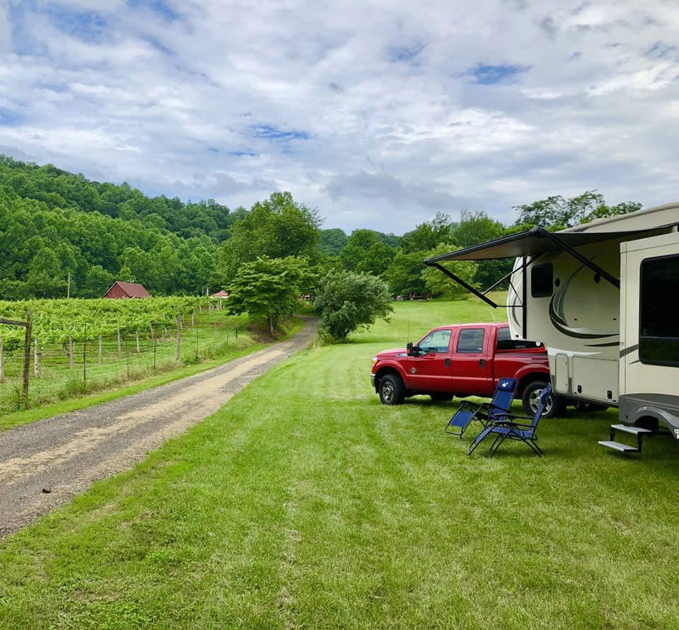 Become a Host   Unique RV Camping with Harvest Hosts