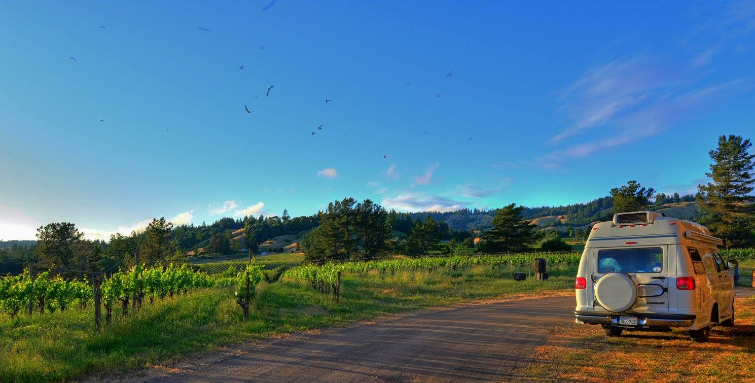 8 Best Places to RV in California Wine Country | Unique RV