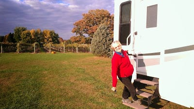 Harvest Hosts allows members to spend the night in their RV at wineries and breweries all over North America.