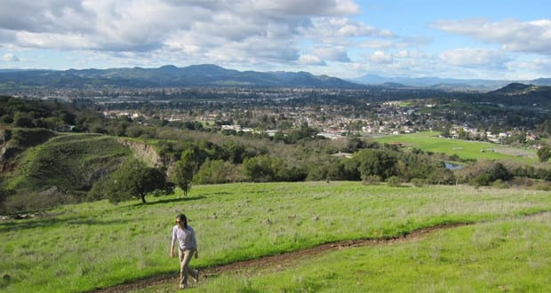Skyline Wilderness Park is located in Napa, CA, and has miles of hikeable trails and a full and partial hookups campground.