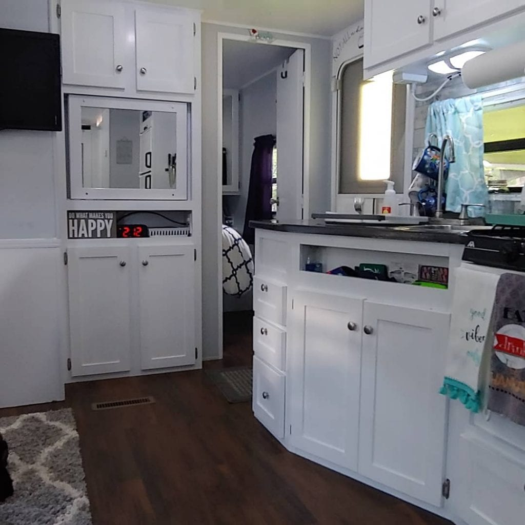6 Easy RV Renovation Ideas | Unique RV Camping with Harvest
