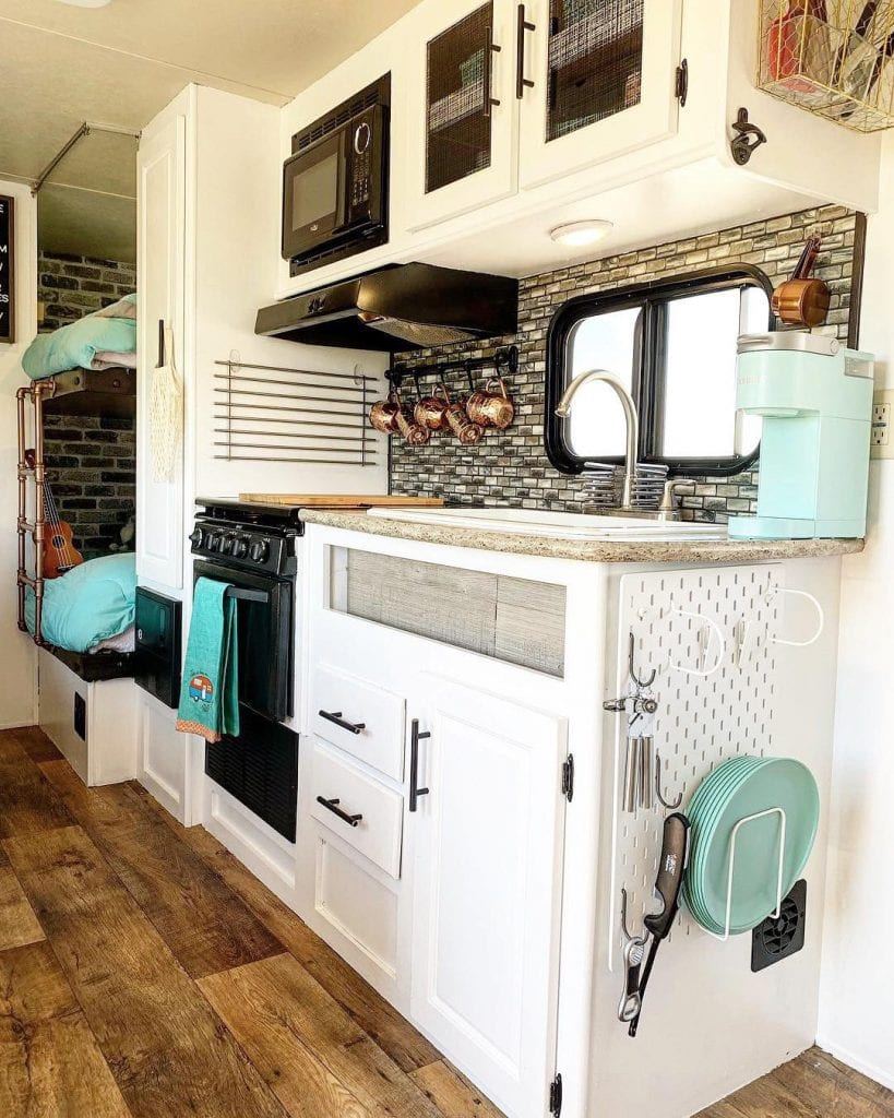 6 Easy Rv Renovation Ideas Unique Rv Camping With Harvest