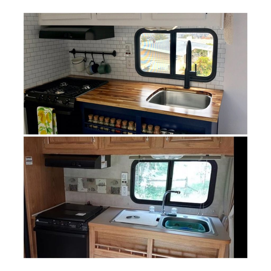 6 Easy RV Renovation Ideas | Unique RV Camping with Harvest Hosts