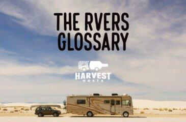 The RVers Glossary