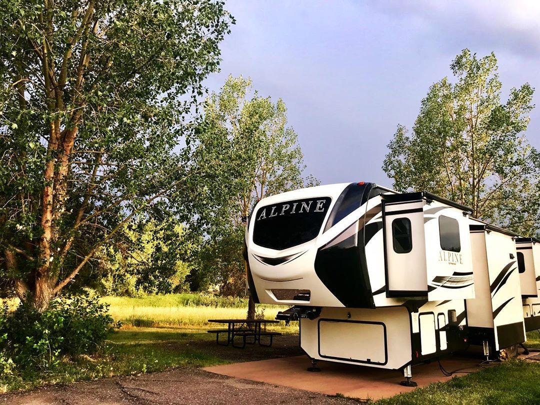 RV slideouts need regular maintenance to keep them functioning properly.