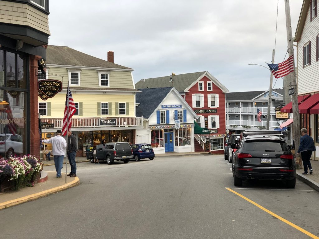 Boothbay Town