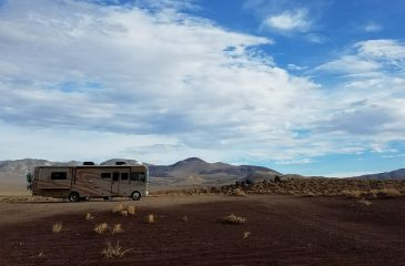 An RV Road Trip along California's Highway 395