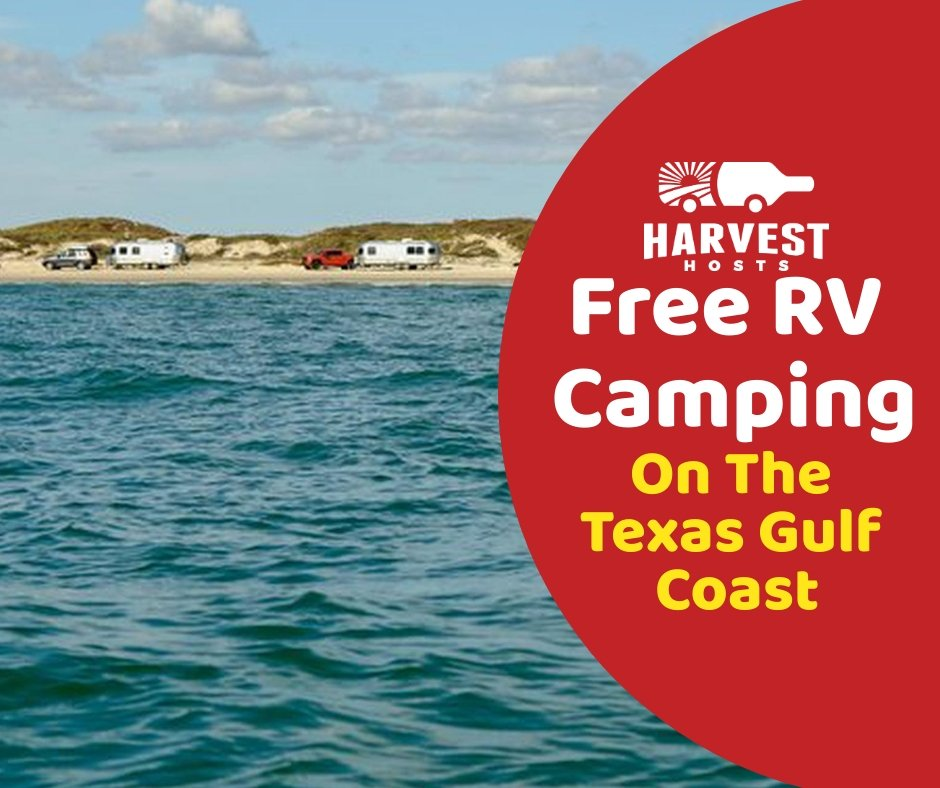 Texas Gulf Coast RV Camping