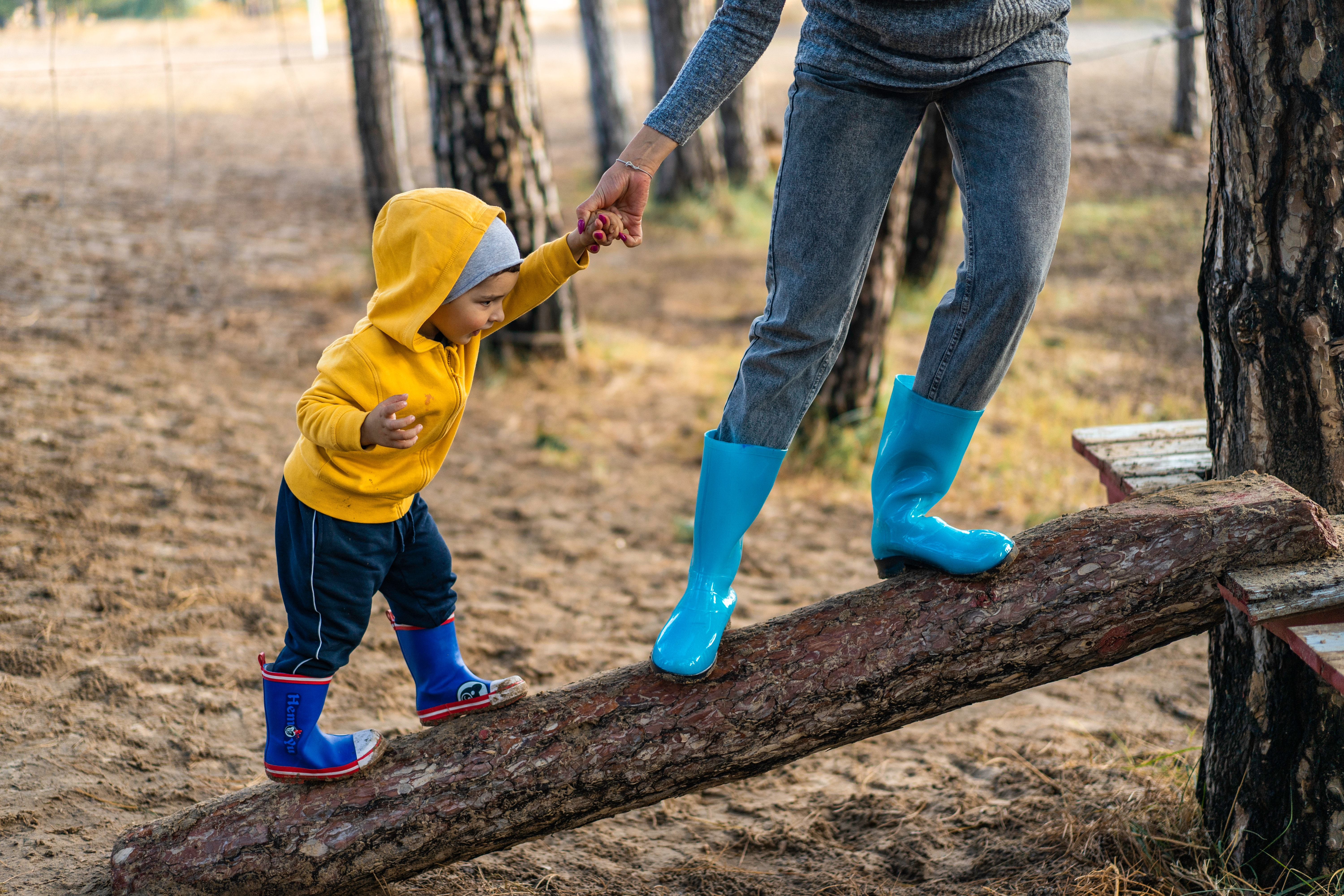 RVing with Kids - Safety Tips