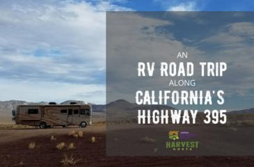 An RV Road Trip along California's Highway 395