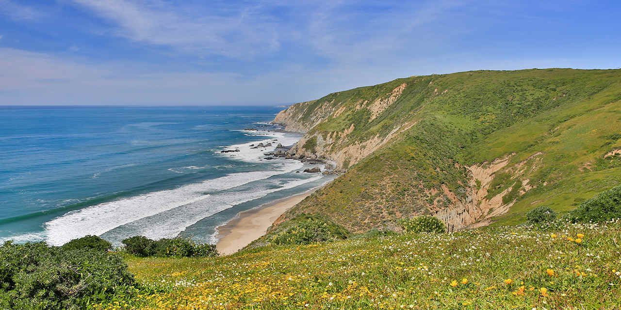 Point Reyes National Seashore is a beautiful place to visit in your RV.