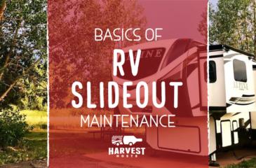 Basics of RV Slideout Maintenance