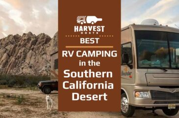 Best RV Camping in the Southern California Desert