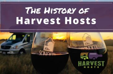 History of Harvest Hosts