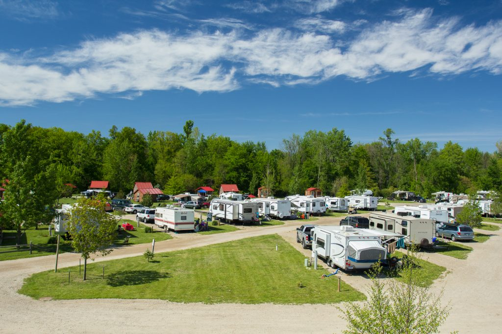 Finding campgrounds is easier than ever with campground database resources.