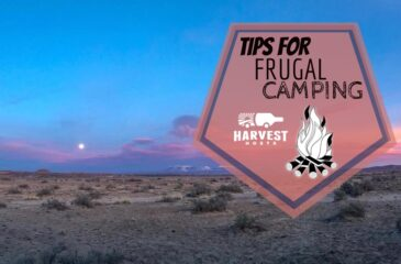 Tips for Frugal Camping