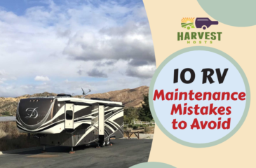 10 RV Maintenance Mistakes to Avoid