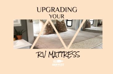 Upgrading your RV's Mattress
