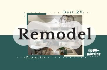 Best RV Remodel Projects