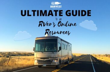 Ultimate Guide to an RVer's Online Resources