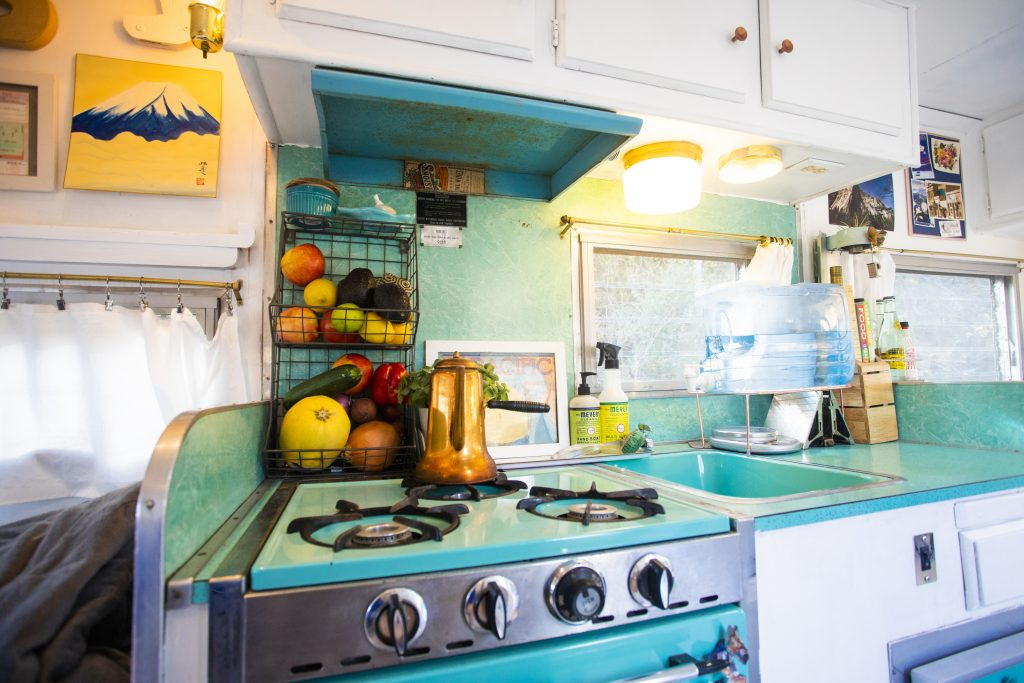This vintage trailer restoration is one of the best we've seen.
