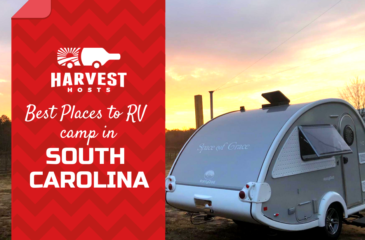 Best Places to RV Camp in South Carolina