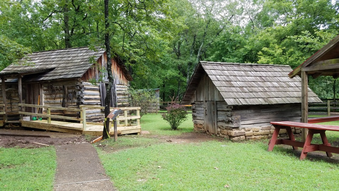 Cherokee Heritage Center is an excellent place to visit and learn about the Cherokee nation.