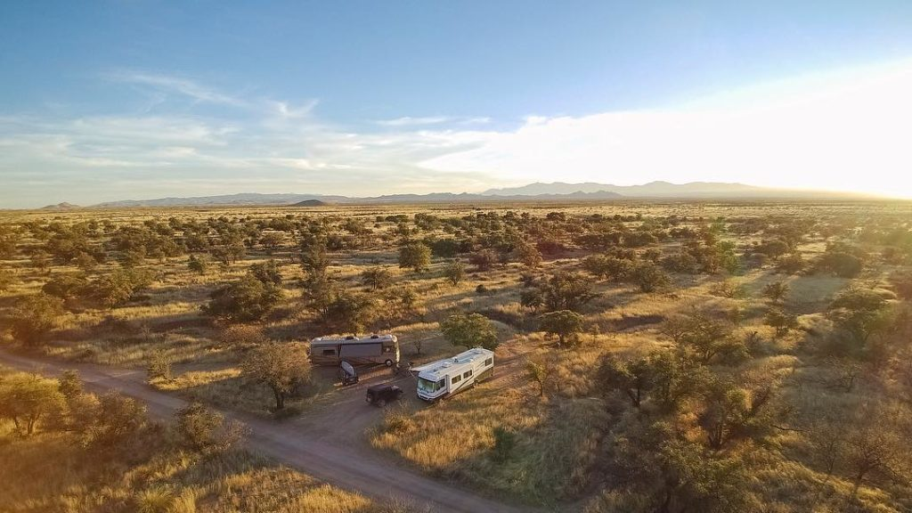 Arizona is an excellent place for winter RVing.