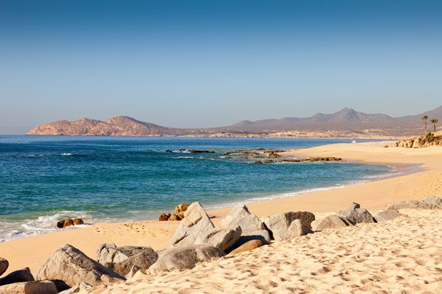San Vincente is a gorgeous beach town nearby Los Olivos RV Park.