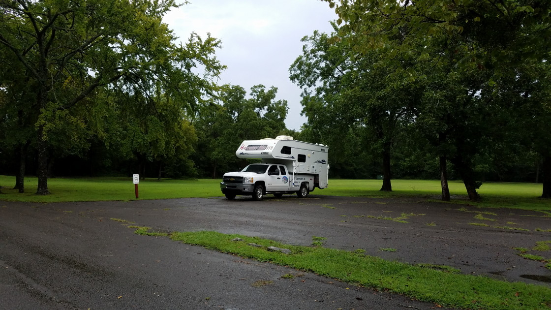 Harvest Host members can stay overnight for free in self-contained RVs.