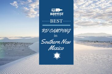 RV Camping in Southern New Mexico