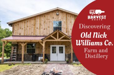 Discovering Old Nick Williams Co Farm and Distillery