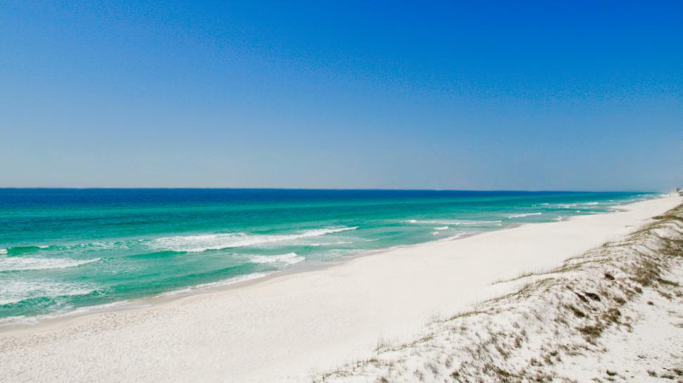 Panama City Beach is located on the Emerald Coast.