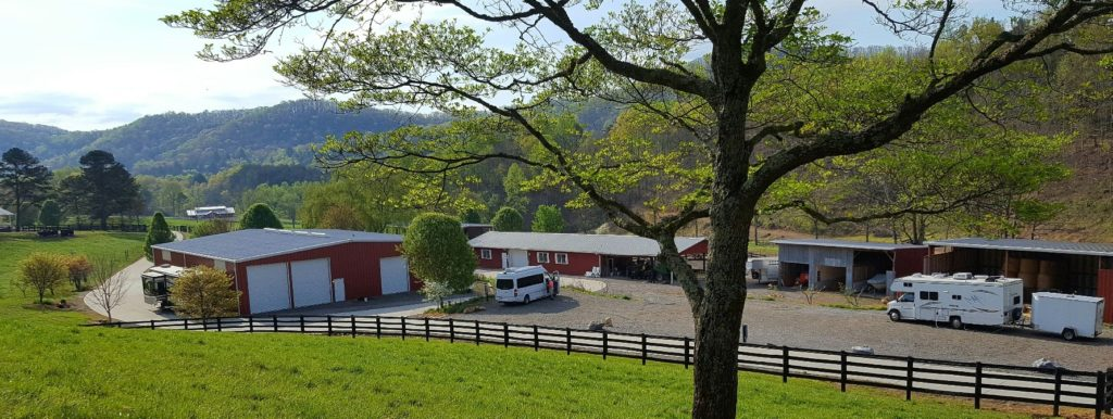 Walnut Hollow Ranch is one of the best Harvest Hosts locations in North Carolina.