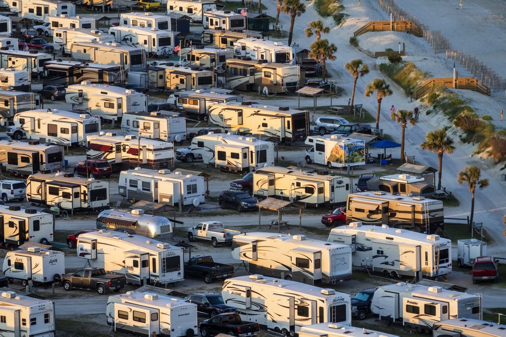 RV sales and fulfillments are expected to decrease.