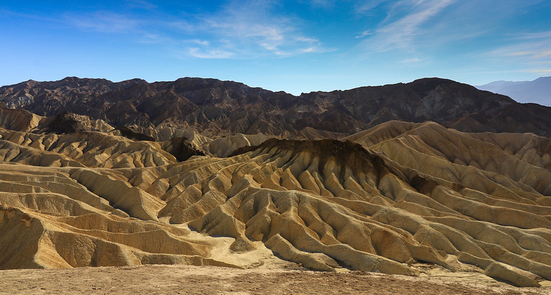 Death Valley is a land of extremes.