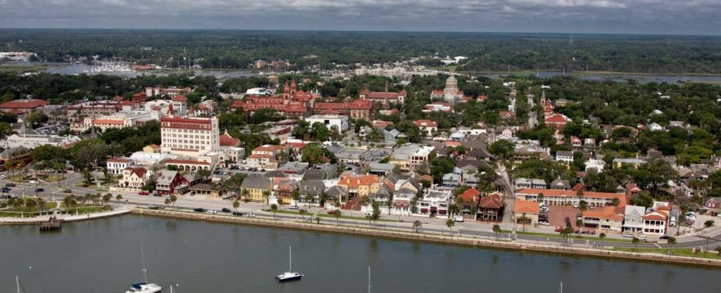 St. Augustine is rich with vibrant, cultural history.