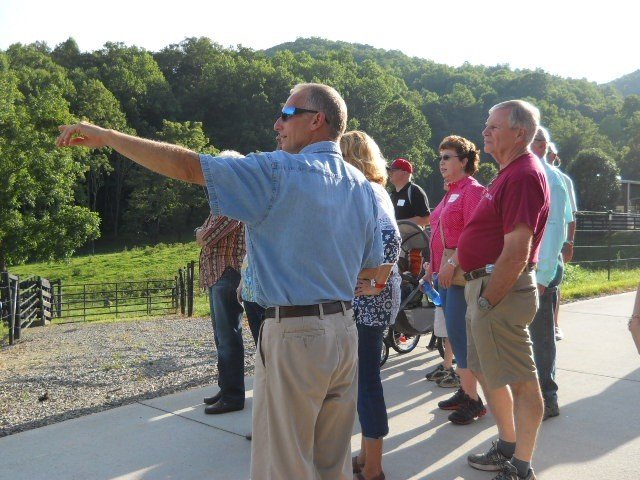 Walnut Hollow Ranch offers educational tours year round.