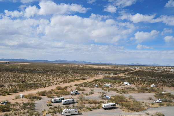 Tucson is an excellent place to spend some of your winter RVing.
