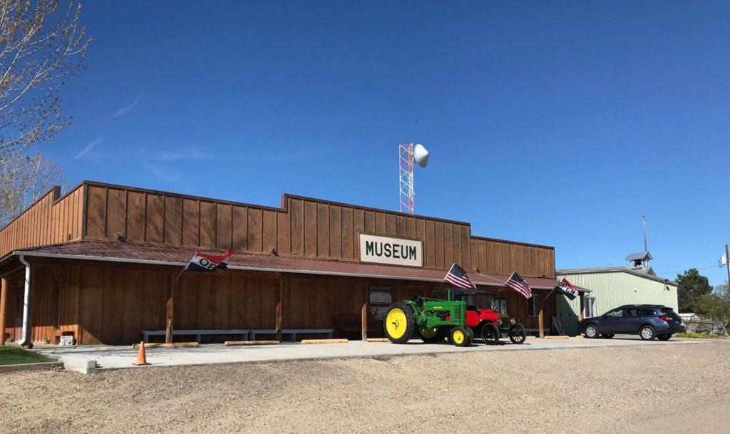 Owyhee County Museum is the pride of Murphy, Idaho.