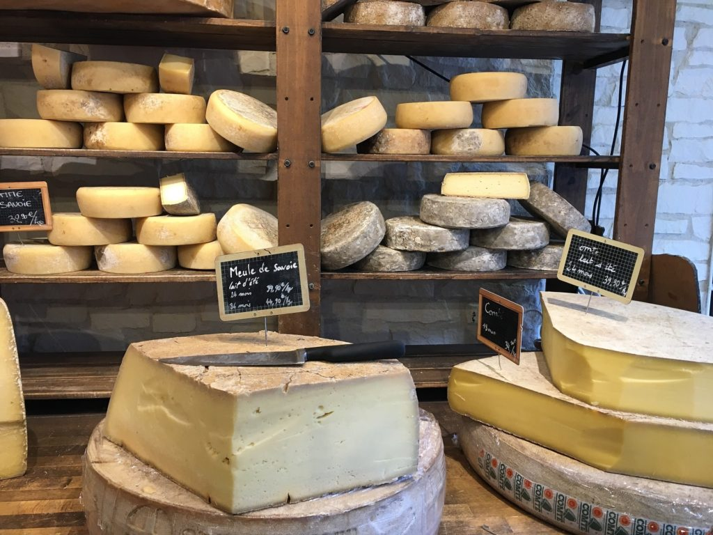 Carr Valley Cheese Company sells a variety of artisanal cheese.