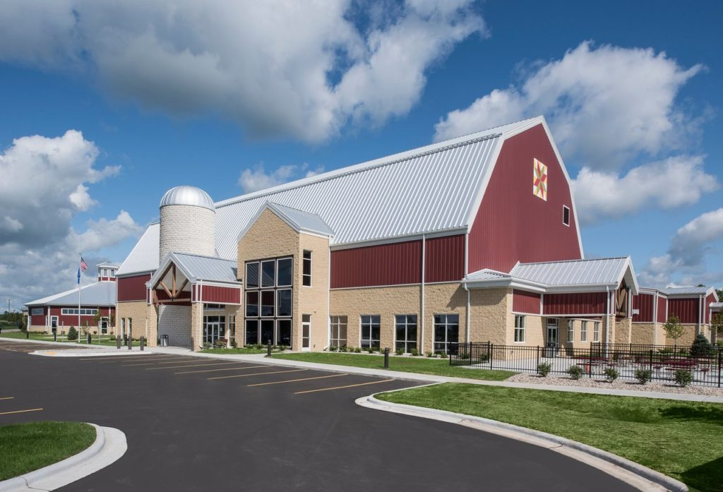 Farm Wisconsin is an interactive discovery museum, ideal for learners of all ages.