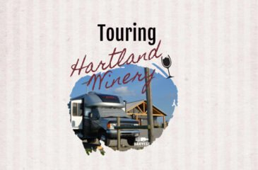 Touring Hartland Winery in Indiana