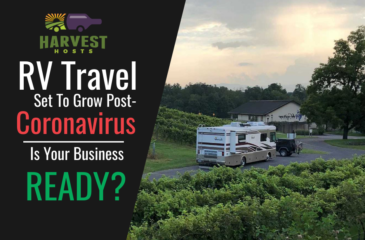RV Travel Is Set To Grow Post-Coronavirus: Is Your Business Ready?
