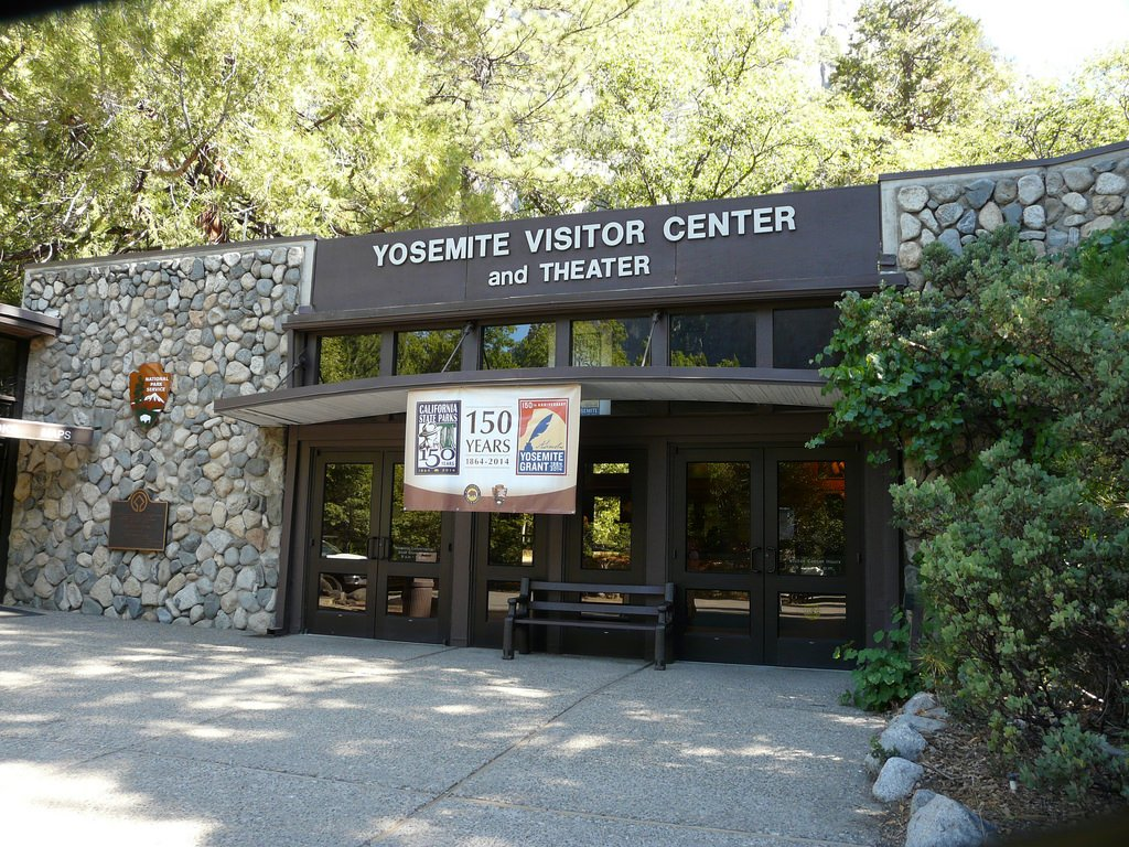 Be sure to stop at a visitors center for help planning your day.