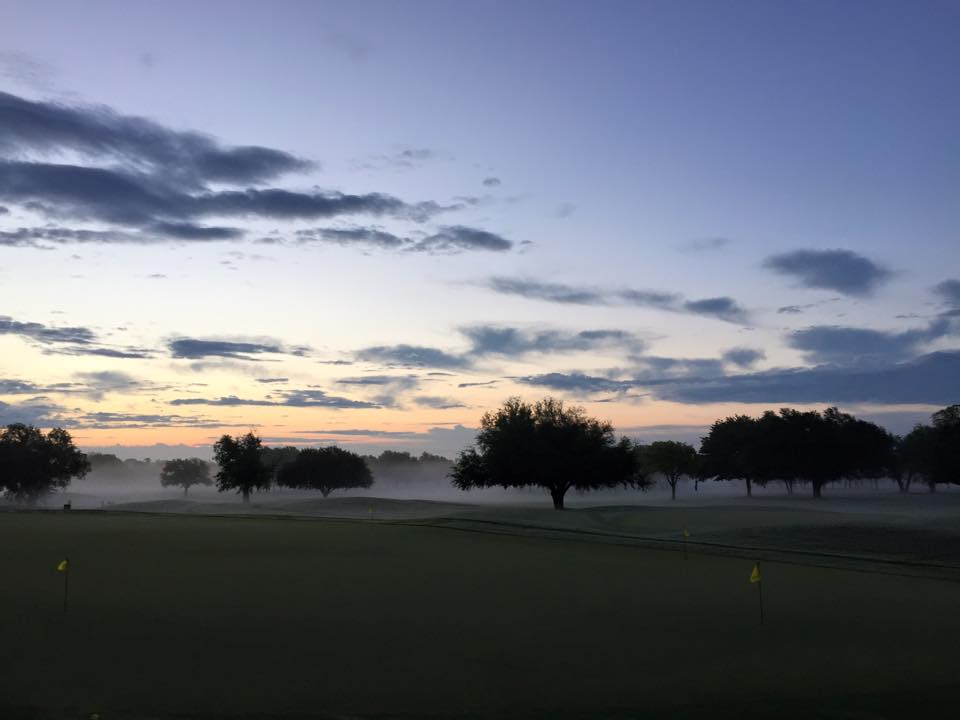 Golf Course through Harvest Hosts