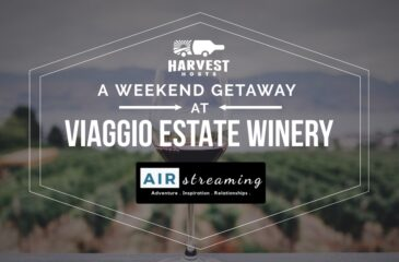 A Weekend Getaway at Viaggio Estate Winery Will Boost Your Energy