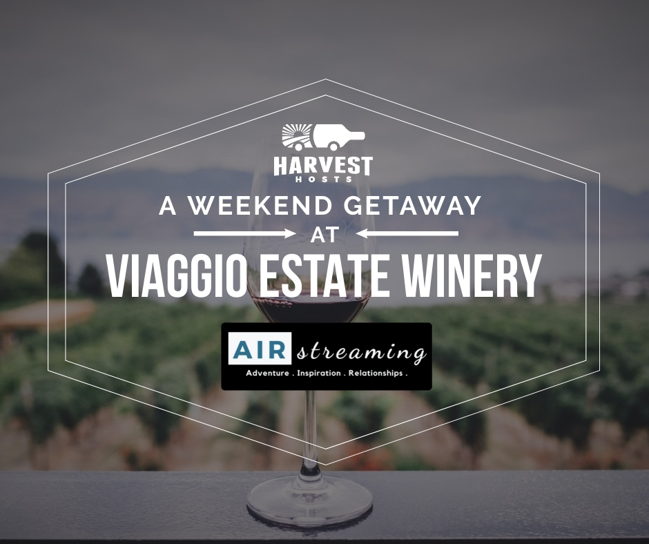Viaggio Winery Blog Header