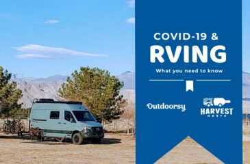 COVID-19 and RVing: What you need to know